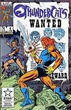 THUNDERCATS #4 VERY FINE / NEAR MINT MARVEL STAR COMICS 1985