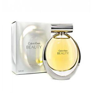 BEAUTY BY CALVIN KLEIN 3.4 OZ 100 ML eau de parfume FOR WOMEN NEW IN SEALED BOX
