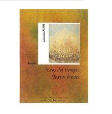 ECOS DEL TIEMPO (Español) Tapa blanda – 1 noviembre 1993