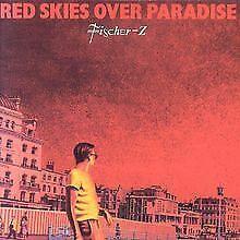 Red Skies Over Paradise von Fischer Z | CD | Zustand gut