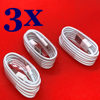 💎3x Ladekabel wie Lightning USB 1m für Apple iPhone 5 6 7 8 X XS XR 11 12 Pro💎