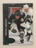 Wayne Gretzky 1992 Parkhurst Hockey Emerald Ice #65  LA Kings HOF