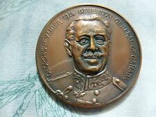 """Canada Medal"""" Georges P. Vanier 19h governor general of Canada 1959-1967"""""""