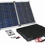 PV Logic 90W Foldup Solar Panel / Charger - Camper / Caravan / Boat / Expedition