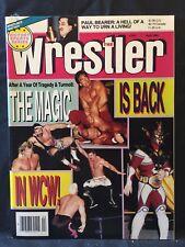 The Wrestler Magazine April 1992 WWE WWF WCW NWA Pro Wrestling Illustrated