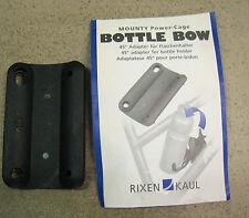 Mounty power cage bottle Bow adaptador para portabidones, bicicleta (g7) 20309