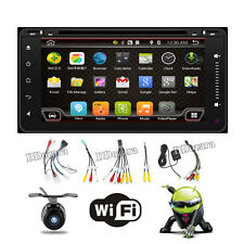 """For Toyota 2Din 7"""" Android 6.0 Car Stereo Radio MP3 DVD Player GPS Navi WiFi BT"""