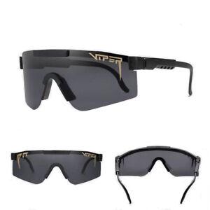 Pit viper polarizing cycling glasses full color coated glasses sunglasses