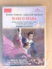 DVD BALLET / MARCO SPADA / RUDOLF NOUREEV, GHISLAINE THESMAR / EXCELLENT ETAT