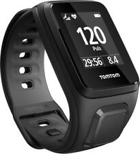 TomTom RUNNER 2 Cardio Schwarz Anthrazit Größe S Smartwatch Fitness Tracker