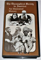 The Theosophical Society in America: An Illustrated History VHS Blavatsky
