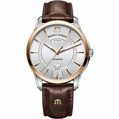 Maurice Lacroix PT6358-PS101-130-1 Kostenloser Schutz für Uhrenglas Herren Uhr
