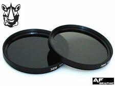 F261a ND4 ND8 Filter 37mm for Olympus OM-D E-M10 PEN E-PL7 E-PL6 w/ 14-42mm Lens