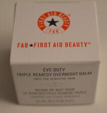 First Aid Beauty Eye Duty Triple Remedy Overnight Balm 15ml/0.5 OZ