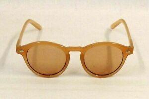 Harlow Latte Nude  Beige Sunglasses  1930s 1940s Vintage style  UV400