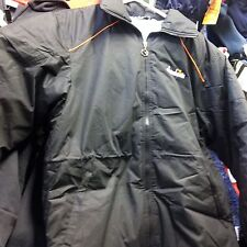DIADORA COATS MANAGERS COAT IN BLACK AT £20 IN SMALL TO LARGERRP £59.99