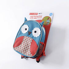 ZOO Skip Hop Toddler Mini Safety Harness Backpack detachable tether Year 0-4