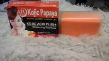 KOJIC PAPAYA KOJIC ACID PLUS SKIN WHITENING SOAP.