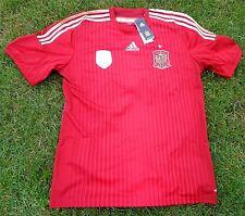 ESPAGNE ESPANA maillot shirt jersey camiseta Taille S Neuf Adidas Homme/Men SPAIN
