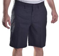 Quiksilver Men's Union Stretch Surplus Black Stripe Shorts Choose Size
