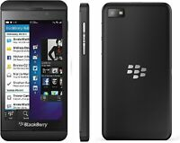 BlackBerry Z10 16GB AT&T 4G LTE Smartphone - White, Black Color