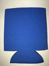 Royal Blue Koozie Blank Lot 100 Sublimation Huggie Can Cooler wedding Summer