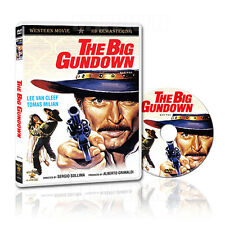 The Big Gundown (1966) HD DVD - Lee Van Cleef, Tomas Milian (NEW *All Region)