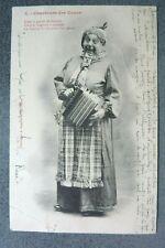 CPA -Chanteurs des Cours 1903   Réf/ A 238/01