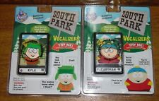 Two 1998 South Park Vocalizers - Kyle & Cartman