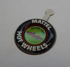 Redline Hotwheels Button Badge Metal Hong Kong Custom T-Bird R17225