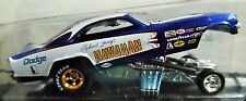 HOT WHEELS ROLAND LEONG'S DODGE HAWAIIAN CHARGER DRAG STRIP DEMONS CAR W/RRs