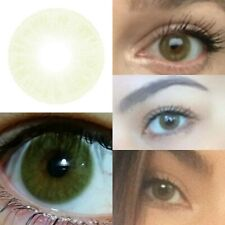 GREEN LENSES THE MOST NATURAL BETTER THAN SOLOTICA LENS