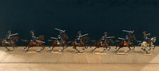 Meyneil: Superbly Painted 30mm Flat Figures - Austrian Cavalry Of 1810