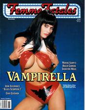 Femme Fatales Magazine Vampirella  Vol 5 Number 5