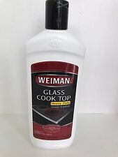 Weiman Glass Cook Top Cleaner and Polish, 15 fl oz
