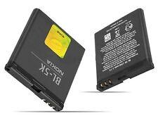 BL-5K Original Nokia LI-ION 1200mAh Batería Nuevo Pr N85 / N86 8GB