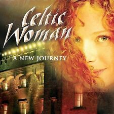 A NEW JOURNEY CD CELTIC WOMAN BRAND NEW SEALED