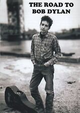 THE ROAD TO BOB DYLAN - FOUR BBC DOCUMENTARIES ON DVD