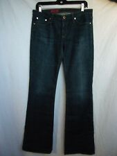 Adriano Goldschmied the Angel Boot Cut Dark Blue Size 29R x 34 Jeans