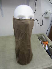 MILITARY ISSUE, COYOTE ,NECK GAITER,NSN 8440-01-387-8509, GREAT FOR HUNTING *