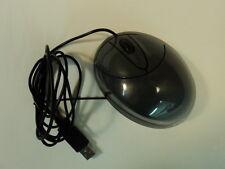 Fellowes Desktop Ball Mouse Ergo Tech USB Gray/Black 99930