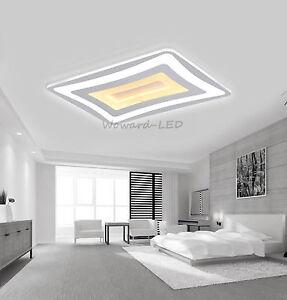 WOW LED Deckenlampe Deckenleuchte 48W bis 148W dimmbar Lampe Beleuchtung WOW-R-B