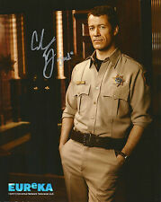 Colin Ferguson Eureka autographed 8 x 10 photo signed In Person + extras