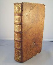 LAVOISIEN / DICTIONNAIRE PORTATIF DE MEDECINE / RELIURE CUIR 1793 BARROIS IN-8
