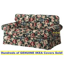 Ikea EKTORP Loveseat (2 Seat Sofa) Slipcover Cover LINGBO MULTICOLOR Sealed!