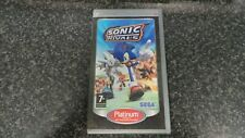 (Pa2) Sonic Rivals-PSP Game