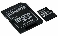Kingston Technology Canvas Select 16gb MicroSD Uhs-i Klasse 10 Speiche Sdcs/16gb