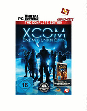 XCOM Enemy Unknown The Complete Edition Steam Pc Game Key Global [Blitzversand]