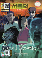 Seoul Station DVD Movie - Korean (Anime) - USA Ship Fast