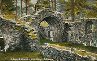 GLENDALOUGH – St. Saviour's Monastery – County Wicklow – Ireland